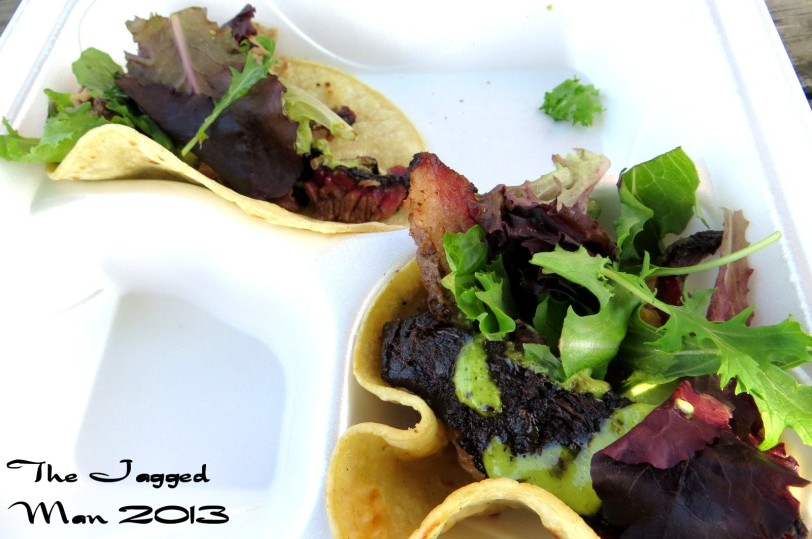 Another taste delight: BBQ Tacos!