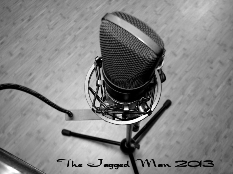 The Jagged Man-Music To Be